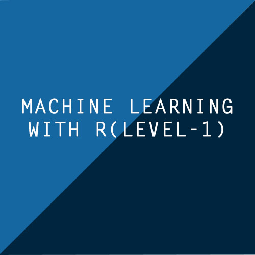 Machine Learning with R (lEVEL-1)