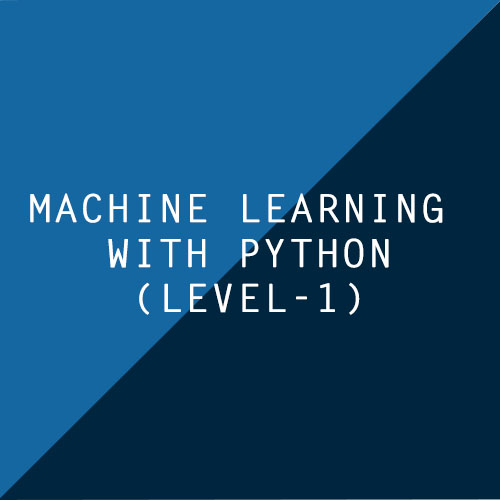 Machine learning with Python(Level-1)